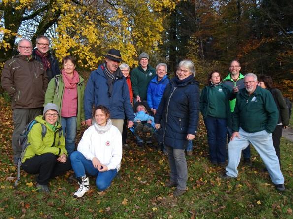 Die Naturparkführer bilden sich fort - Naturparkführer Schwäbisch-Fränkischer Wald e.V.