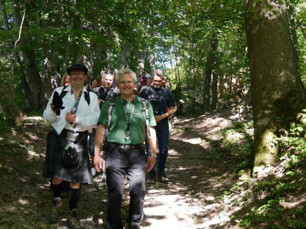 Whiskytrail durch die Schwäbischen Highlands - Naturparkführer Schwäbisch-Fränkischer Wald e.V.