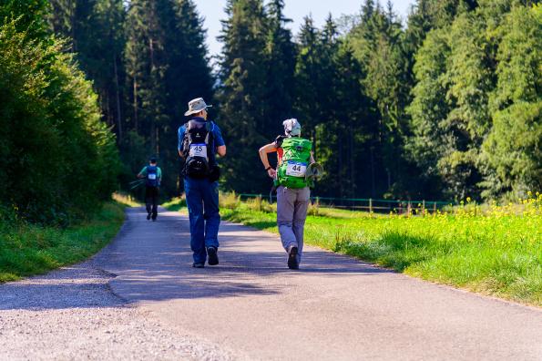 Waldmeister-Wandermarathon - Naturparkführer Schwäbisch-Fränkischer Wald e.V.